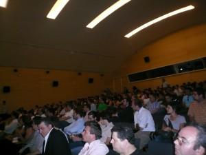 The OpenCoffee XXIII crowd