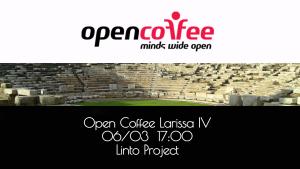 Opencoffee Larissa IV